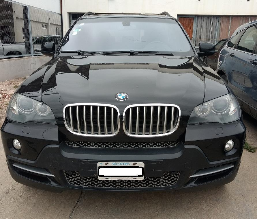 BMW X5 4.8I STEPTRONIC L/07 2008