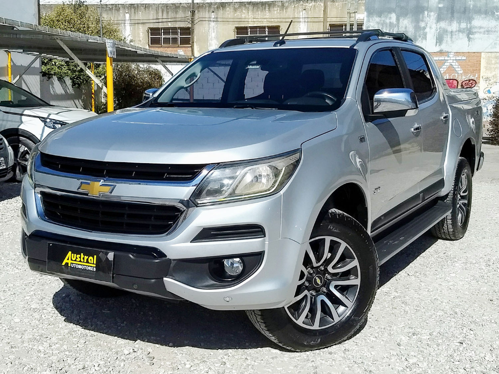 CHEVROLET S10 2.8TD 4X4 DC HC AT L/17 2018