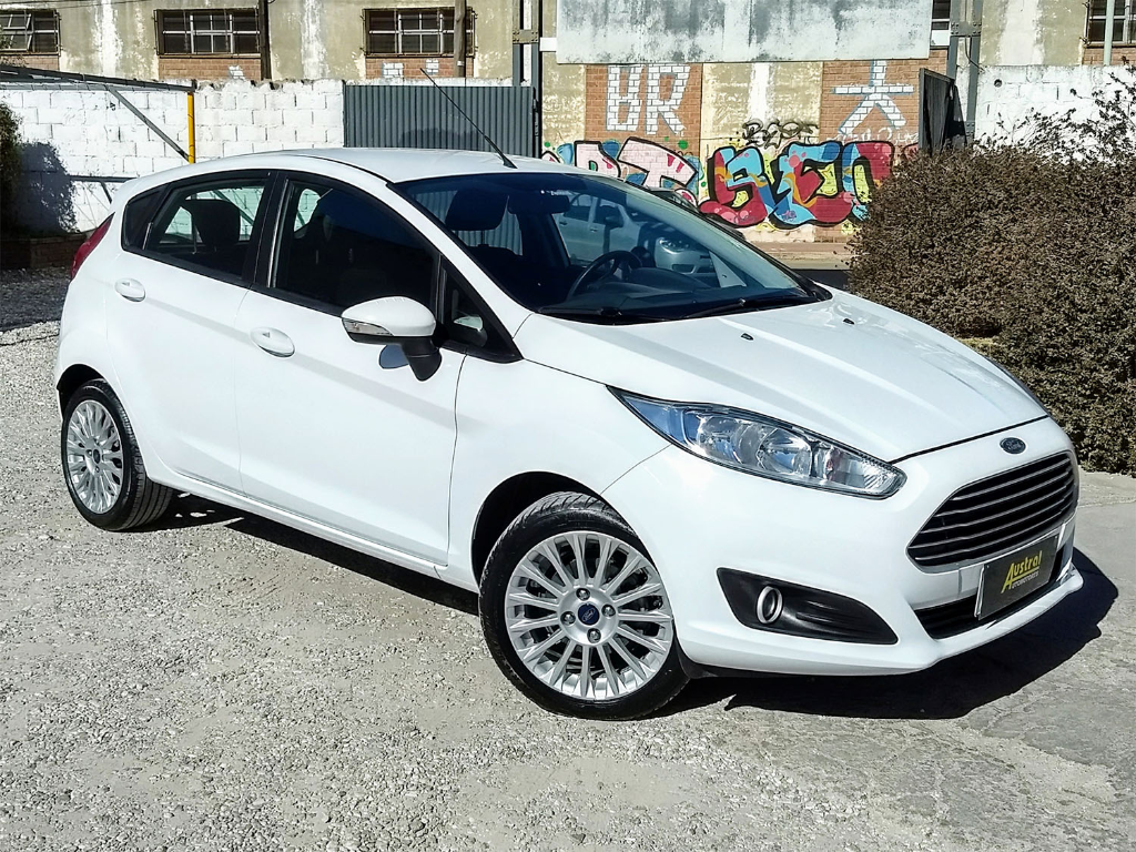 FORD FIESTA KINETIC DESIGN 1.6 5P SE POWER 2017