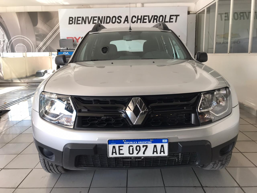 RENAULT DUSTER 1.6 4X2 EXPRESSION L/15 2020