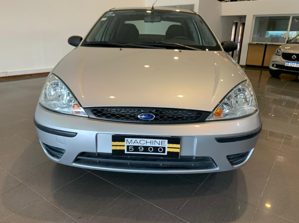 FORD FOCUS 1.6 8V AMBIENTE 4P 2008